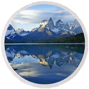 Patagonia Reflection Round Beach Towel