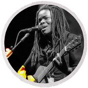 Tracy Chapman Collection Round Beach Towel