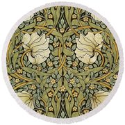 Pimpernel Round Beach Towel