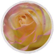 Rose Beauty Round Beach Towel