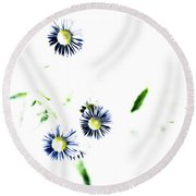 A Place In Space 2 -  Round Beach Towel