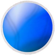 Abstract No. 7 Round Beach Towel