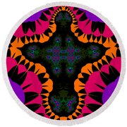 Acknobless Round Beach Towel