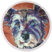 Aero Round Beach Towel