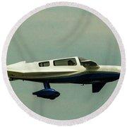 Airventure N403r Round Beach Towel