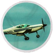 Airventure Race 60 Round Beach Towel