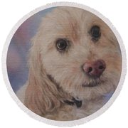 Alfie Round Beach Towel