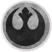 Alliance Phoenix Round Beach Towel
