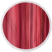 Round Beach Towel featuring the digital art Ambient 33 by Bruce Stanfield