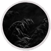 And Yet More Darkness Round Beach Towel