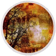 Apocalypse Now Series 5859 Round Beach Towel