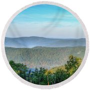 Arkansas Round Beach Towel