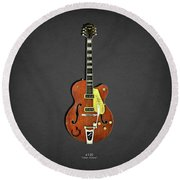 Gretsch 6120 1956 Round Beach Towel