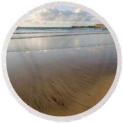 Balnakeil Round Beach Towel