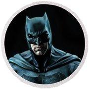 Batman Justice League Round Beach Towel