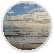 Beach Day - 2 Round Beach Towel