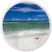 Beach Splendour Round Beach Towel