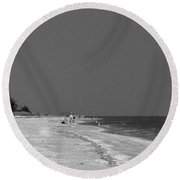 Best Of Sanibel Round Beach Towel