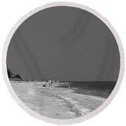 Best Of Sanibel Round Beach Towel