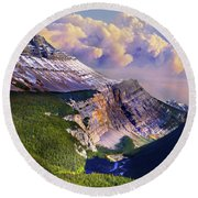 Big Bend Round Beach Towel