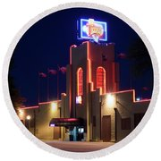 Billy Bob's Texas 33017 Round Beach Towel