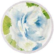 Blossom Series No.7 Round Beach Towel