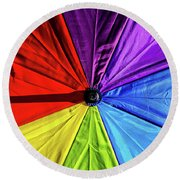 Brella Round Beach Towel