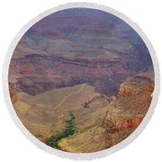 Bright Angel Trail Round Beach Towel