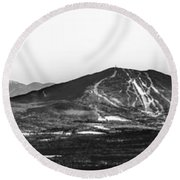 Burke And Cannon Wide Panoramic Round Beach Towel