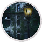 By Light Round Beach Towel