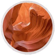 Canyon Beauty  Round Beach Towel