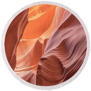 Canyon Magic  Round Beach Towel