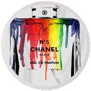 Chanel  Round Beach Towel