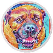 Changa Round Beach Towel