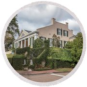 Cherokee House Natchez Ms Round Beach Towel