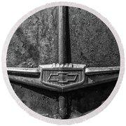 Chevy Emblem-4240 Round Beach Towel