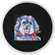 Chico Round Beach Towel
