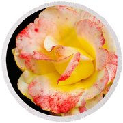 Chihuly Round Beach Towel