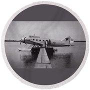 Clark Ga-43 Round Beach Towel