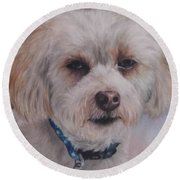 Cody Round Beach Towel