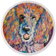 Cole Round Beach Towel