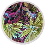 Complements Round Beach Towel