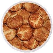 Cookies 170 Round Beach Towel
