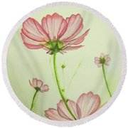 Cosmos Way Round Beach Towel