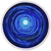Crystal Palace Round Beach Towel