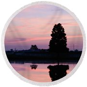 D008541 Round Beach Towel