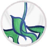 Dalit Nf1-176 Round Beach Towel