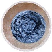 Daniel's Coin Round Beach Towel
