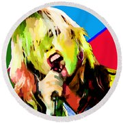 Debbie Harry Collection - 1 Round Beach Towel