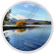 Derwent Water Round Beach Towel